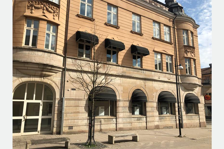 Entré Storgatan 17