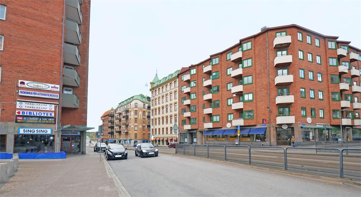Karl Johansgatan 55, Majorna, Göteborg - Butik