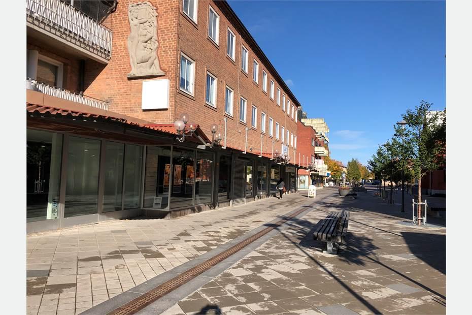 Hyttgatan 25, Centrum, SandvikenSandviken - Butik