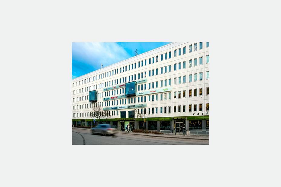 Vretenvägen 13B, Solna, Solna - Kontor