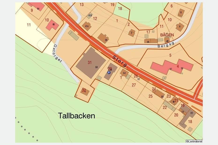 Storgatan 56, Valdemarsvik, Valdemarsvik - BostadButikKontorÖvrigt