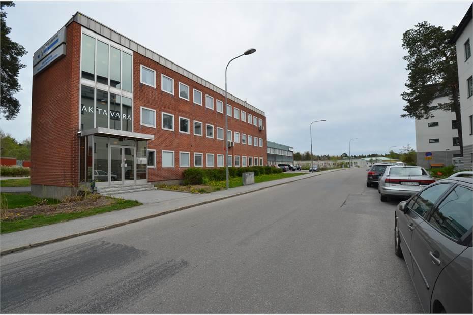 Fastigheten, Ljusnevägen 3, Bagarmossen, Bagarmossen - Industri/VerkstadKontorKon
