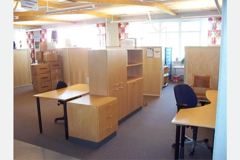 Valfria storlekar på kontor, från 10m2 och uppåt
