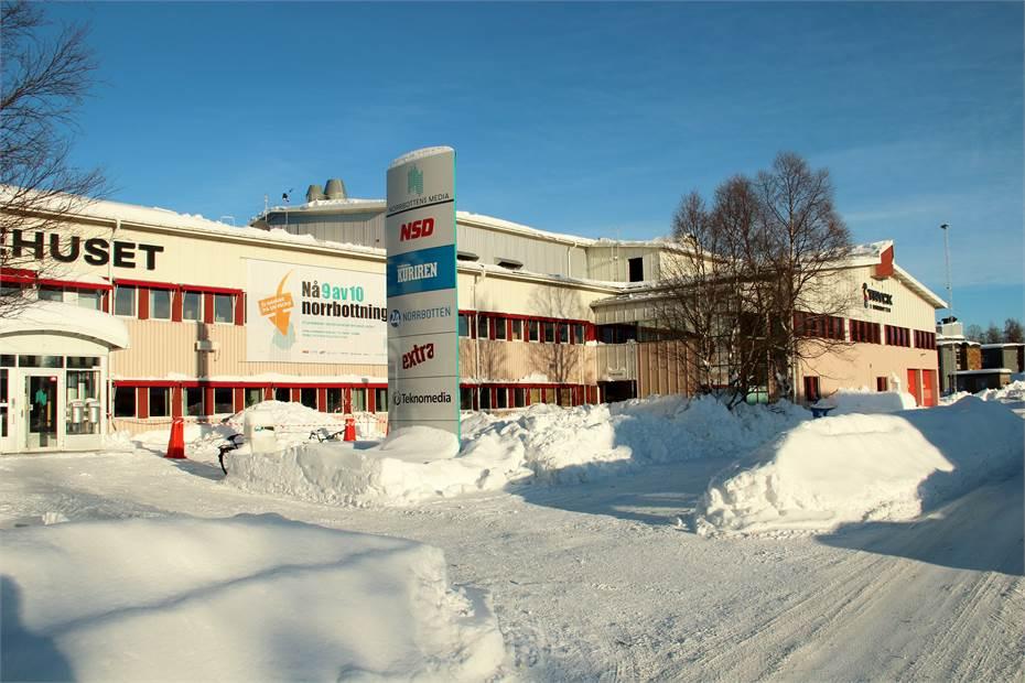 Robertsviksgatan 5, Robertsvik, Luleå - Kontor