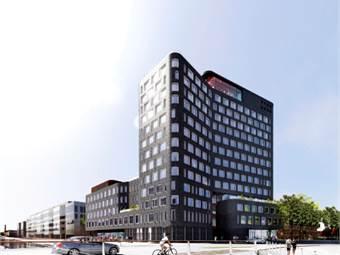 Nordenskiöldsgatan 24, Malmö, Malmö - KontorKontorshotell