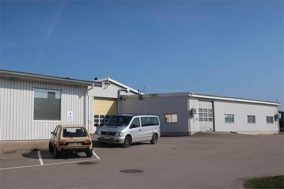 Fastarpsvägen 20, Tv, Tvååker - BostadLager/LogistikÖvrigt