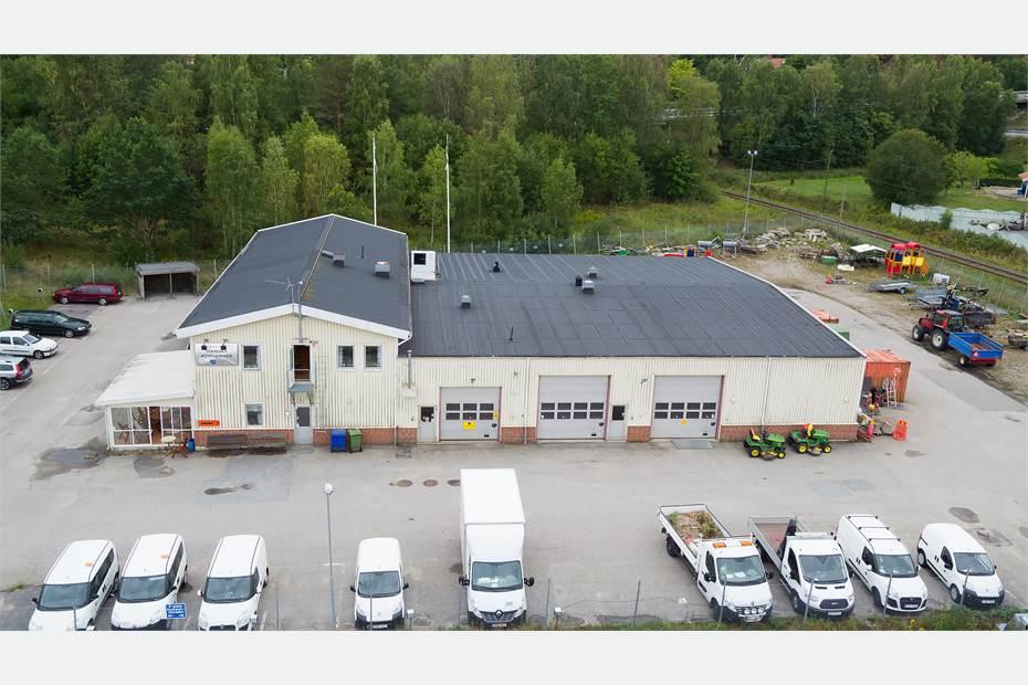 Öringvägen 6, Foss, Munkedal - Industri/Verkstad Lager/Logis