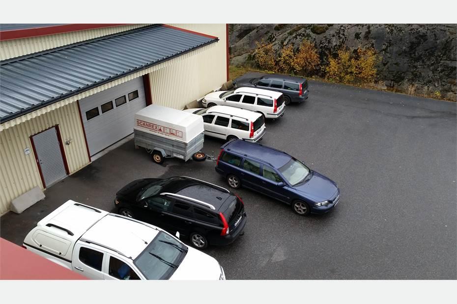 Prästängsvägen 12, Prästängen, Strömstad - Industri/VerkstadKontorLag