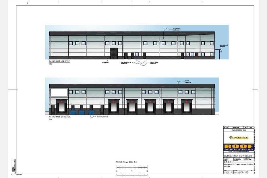 Kulvägen, Bettorp, Örebro - Butik Industri/Verkstad Kont