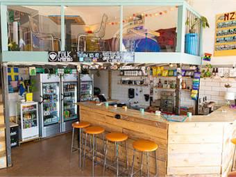 hyra cafe lokal stockholm