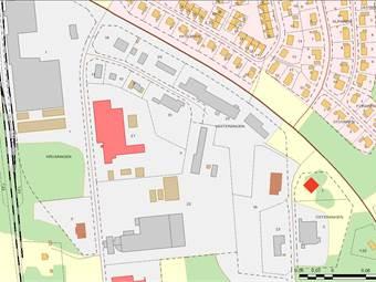 Flottuvevägen 1, Södra industriområdet, Filipstad - Industritomt