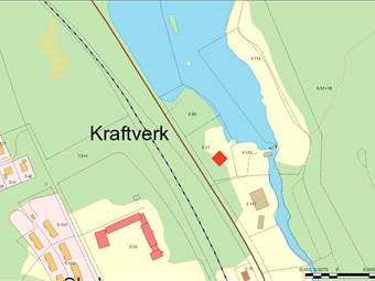 Bergslagsgatan 96, Lesjöfors, Lesjöfors - Industritomt