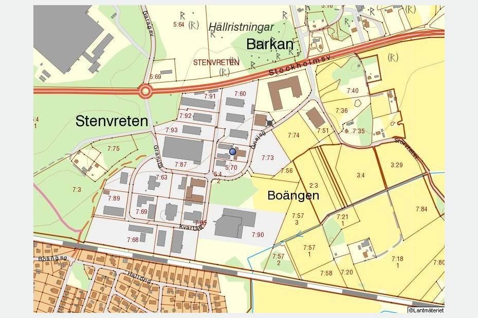 Kvartsgatan 3, Stenvreten, Enköping - Kontor