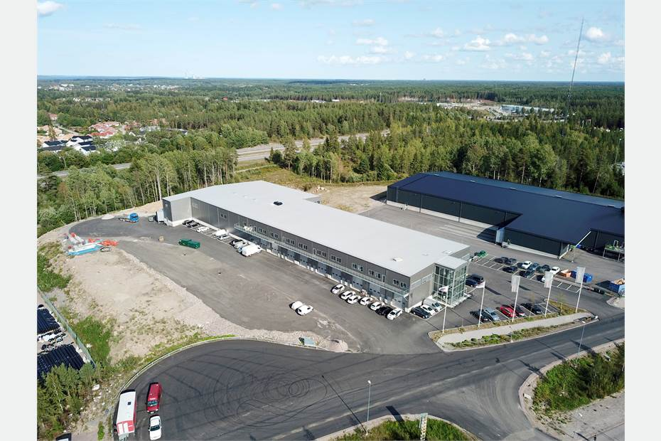 Ersbogatan 18, Ersbo industriområde, Gävle - Industri/VerkstadKontorLag