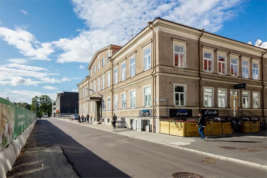 Norra järnvägsgatan 12, Centrum, Växjö - Kontor
