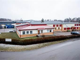 Blockvägen 1, Norremark, Växjö - Industri/VerkstadKontor