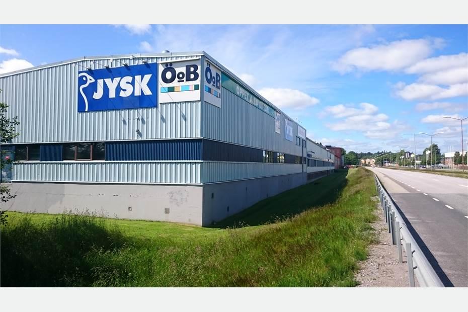 Bästa Skyltläge, Lärkvägen 4, Bomullen, Alingsås - ButikLager/Logistik