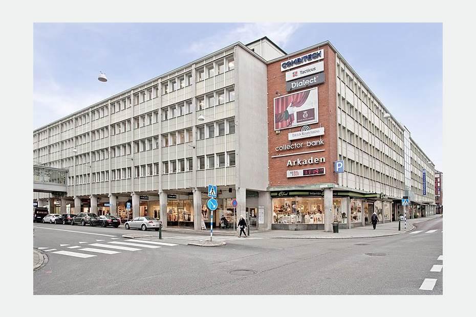 Stora Nygatan 29, Centrum, Malmö - Kontor
