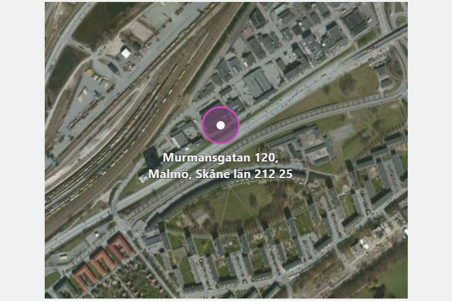 Murmansgatan 120, Segevång, Malmö - KontorLager/Logistik