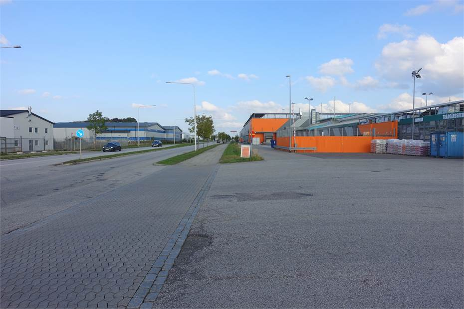 Staffanstorpsvägen 113 B, Stora Bernstorp, Arlöv - ButikIndustri/VerkstadLage