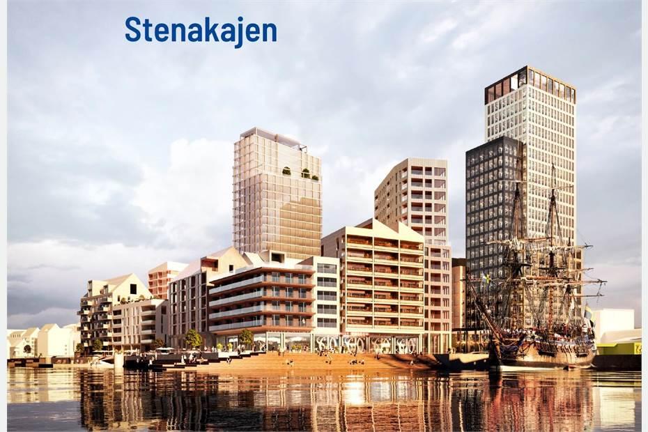 Masthuggskajen, Göteborg, Göteborg - Kontor