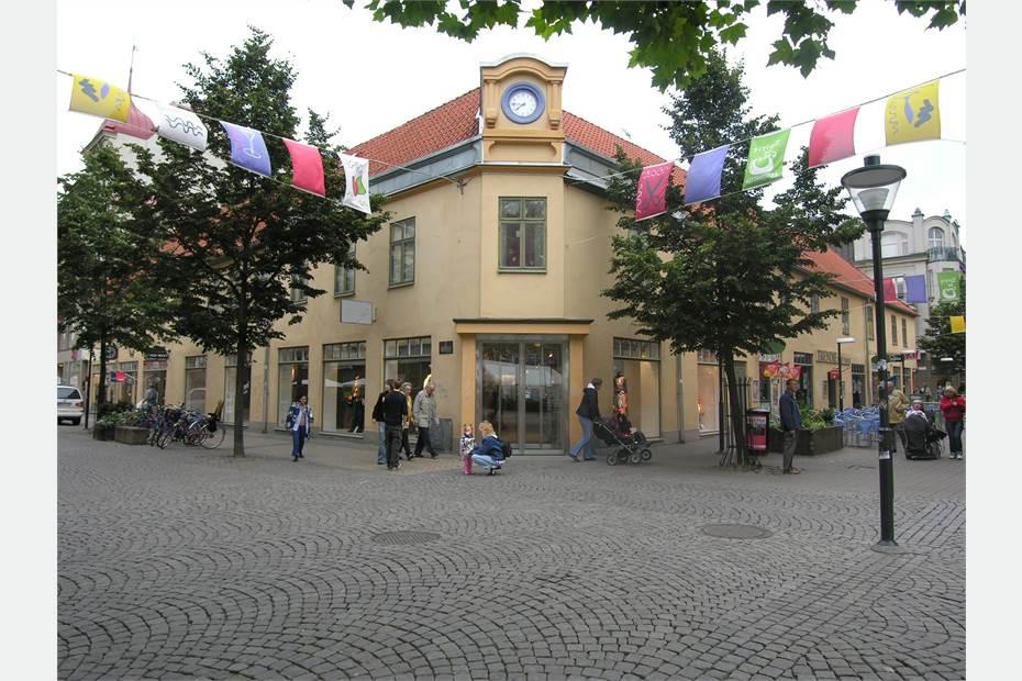 Östra Storgatan 55, City, Kristianstad - Butik Kontor