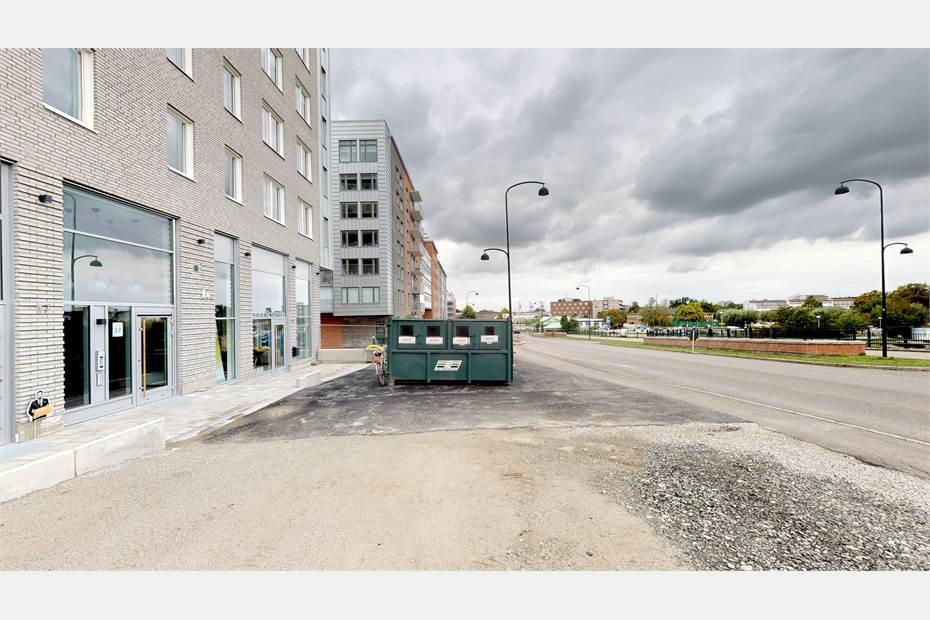 Kung Oskars väg 15G, centralt, Lund -