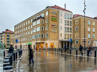 Sankt Johannesgatan 2, Malmö, Triangeln, Malmö - KontorKontorshotell