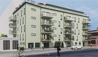 Helmfeldtsgatan, Nya Stationsstaden, Halmstad - ButikKontor