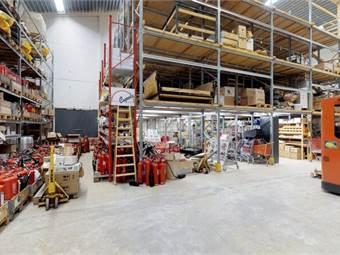 Tallbacksgatan 11 - Lager/Logistik