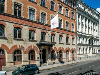 Engelbrektsgatan 9-11, Vasastan, Stockholm - KontorKontorshotell