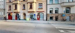 Ledig lokal Hälsingegatan 12, Stockholm