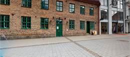 Ledig lokal Köpmansgatan 20, Halmstad
