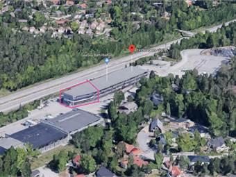 Prästkragens väg 15, Saltsjö-Boo, Saltsjö-boo - ButikKontorLager/Logistik