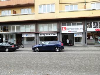 Järnvägsgatan 7, City, Landskrona - ButikKontor