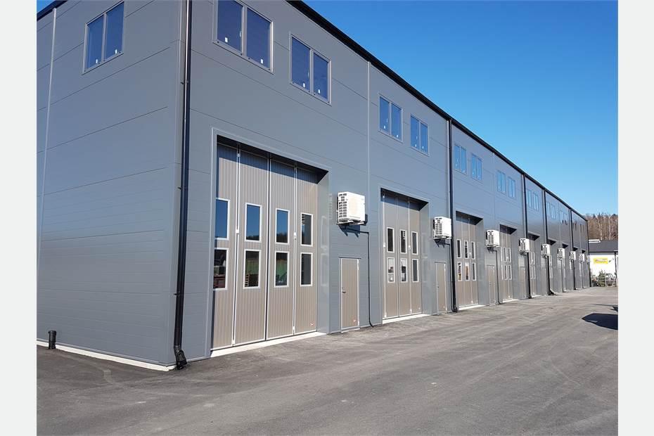 Dragrännan 12, Dragets industriområde, Bålsta - ButikIndustri/VerkstadKont