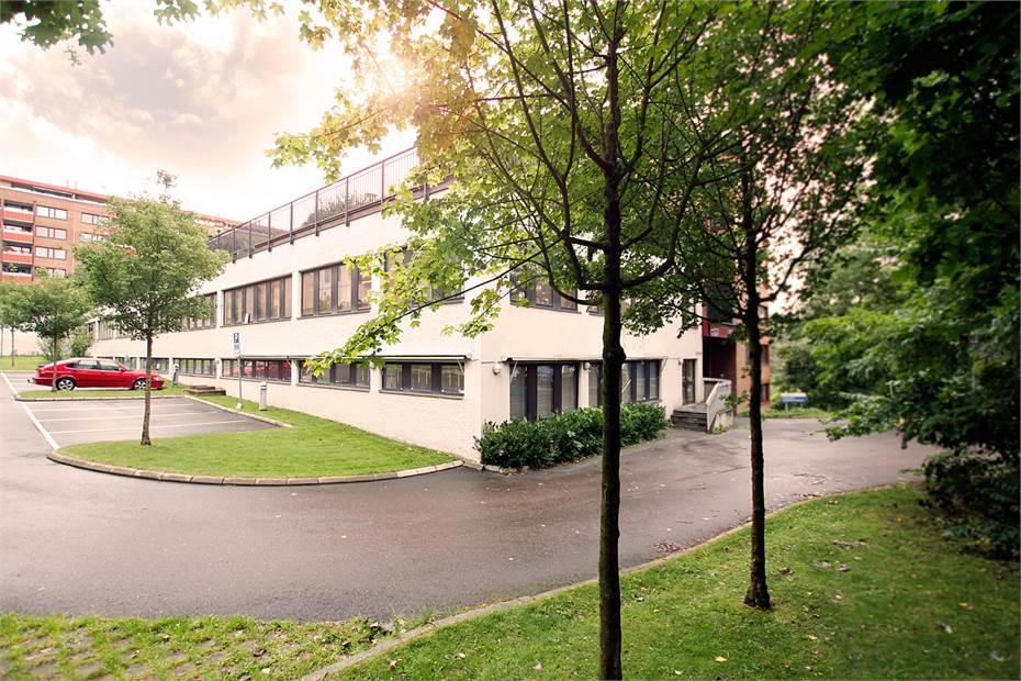 Rudedammsgatan 6, Johanneberg, Göteborg - Kontor
