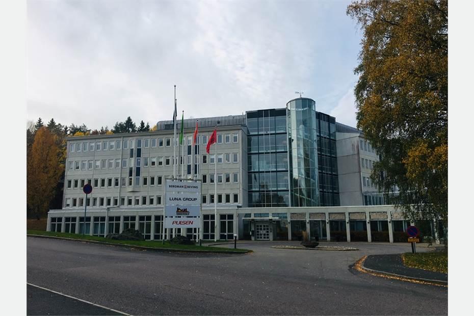 Sandbergsvägen 3, Alingsås, Alingsås - Kontor