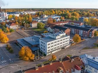 Stora Trädgårdsgatan, Nybro Centrum, Nybro - Bostad