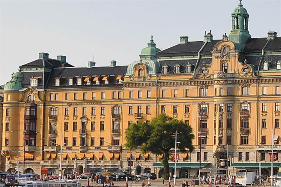 Strandvägen 1, City, Stockholm - KontorKontorshotell