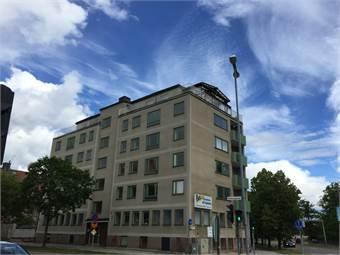 Staketgatan 2, Väster, Gävle - KontorKontorshotell