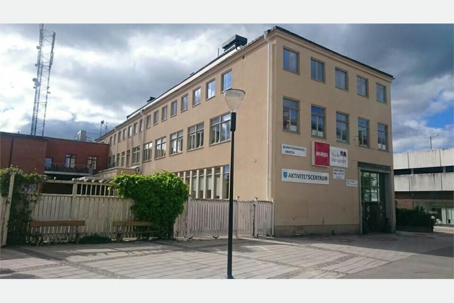 Långgatan 26, Centrum, Bollnäs - Kontor Lager/Logistik Övrigt