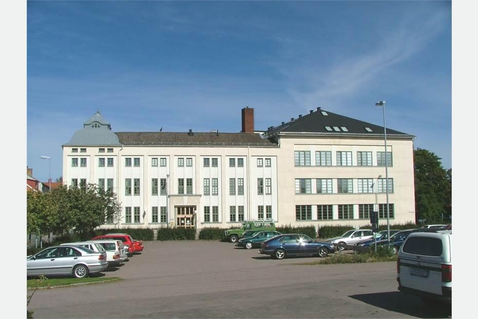 Gamla Ljungdahlshuset