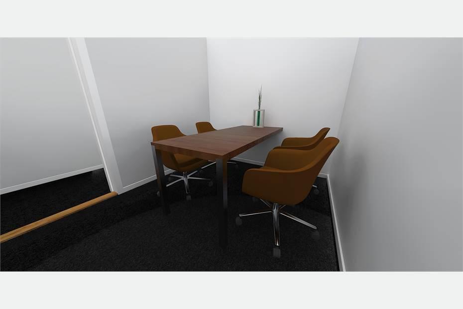 Kontorsrum 2 (vid två kontorsrum)