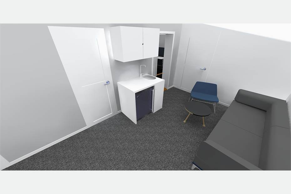 Pentry/lounge