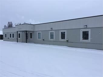 Malnvägen 10, Öster, Hudiksvall - Industri/VerkstadKontor