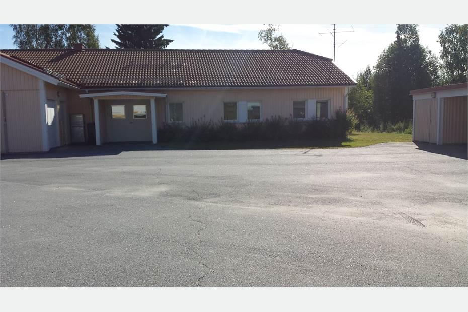 Centralgatan 36, Trehörningsjö, Trehörningsjö - KontorÖvrigt