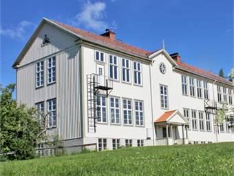 Gamla Kyrkbyskolan i Ovanåker - Skolbacken 9