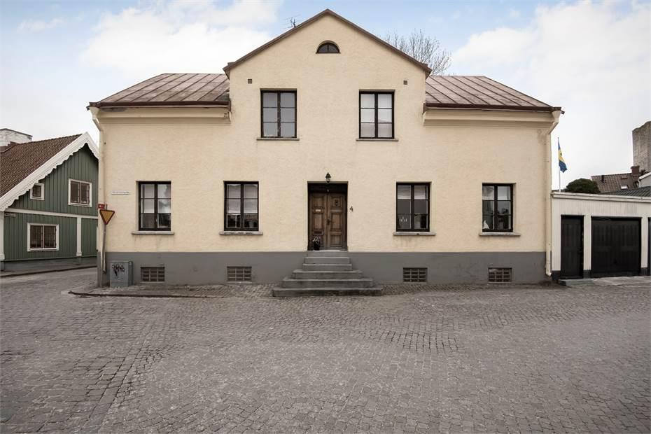 Tunnbindaregatan 4, Visby innerstad, Visby - Bostad