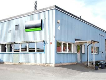 Ledig industrilokal. Alingsås - Verkstadsgatan 4